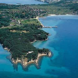 otok Rab plaže